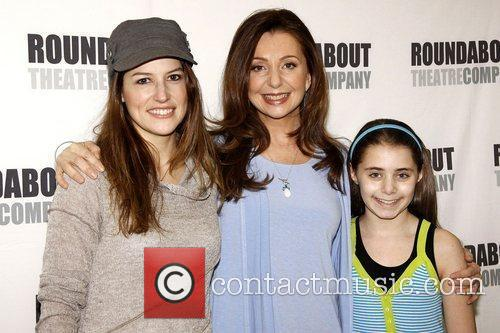 Nicole Parker, Donna Murphy and Rachel Resheff...