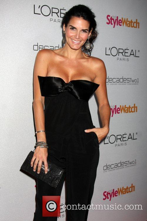 Angie Harmon People StyleWatch hosts A Night Of...