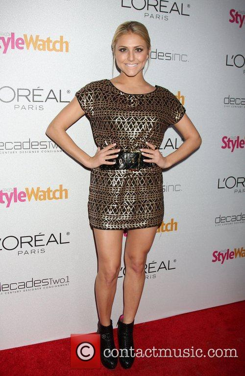 Cassie Scerbo People StyleWatch hosts A Night Of...
