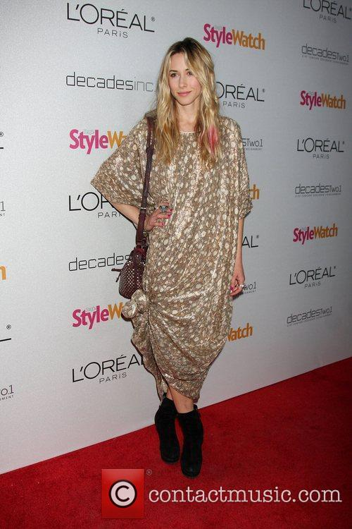 Gillian Zinser People StyleWatch hosts A Night Of...