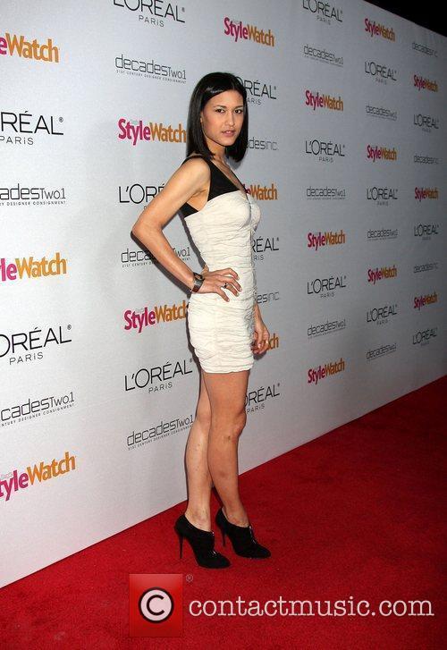 Julia Jones People StyleWatch hosts A Night Of...