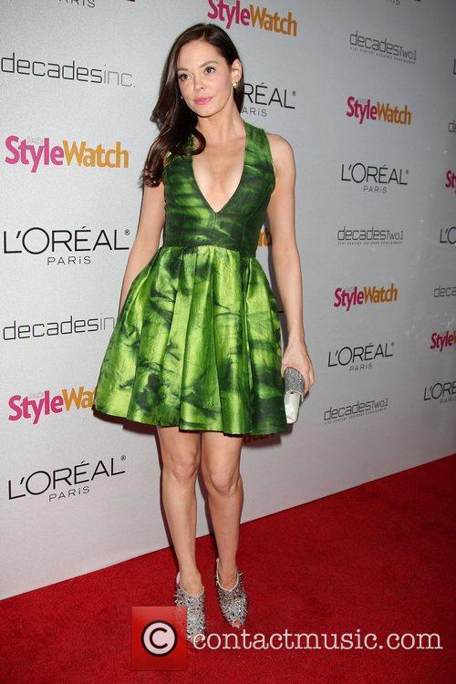 Rose McGowan People StyleWatch hosts A Night Of...
