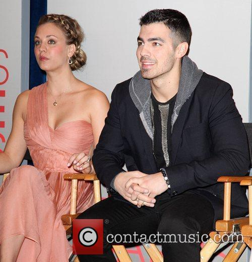 Kaley Cuoco, Joe Jonas and Paley Center For Media 4