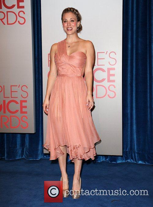 Kaley Cuoco and Paley Center For Media 5