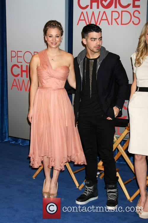 Kaley Cuoco, Joe Jonas and Paley Center For Media 5