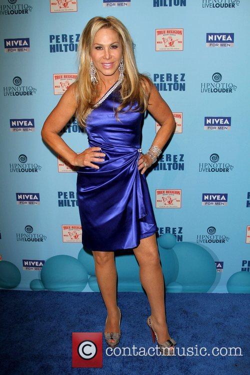 'Perez Hilton's Blue Ball 33rd Birthday Celebration', held...