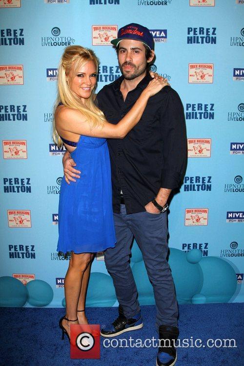 Bridget Marquardt and Nick Carpenter 'Perez Hilton's Blue...