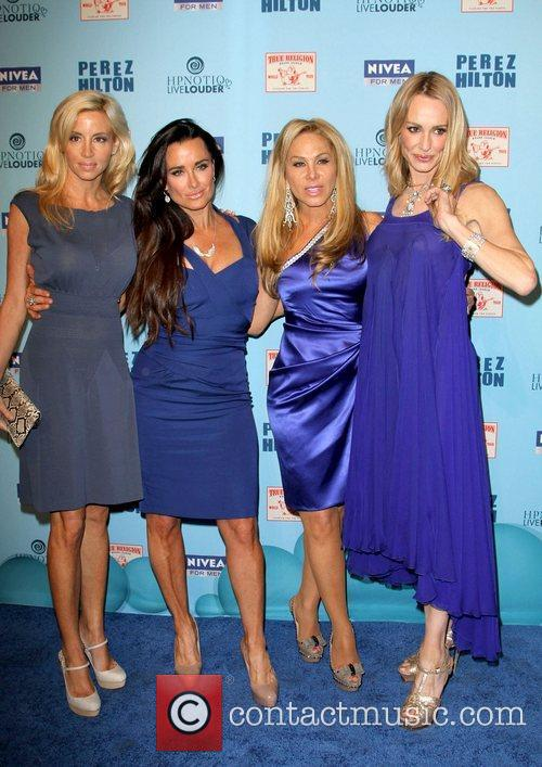 Camille Grammer and Kyle Richards 7