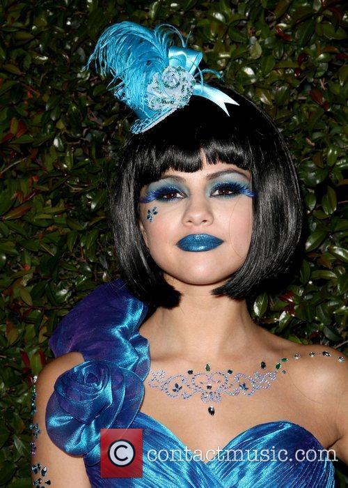 Selena Gomez 'Perez Hilton's Blue Ball 33rd Birthday...