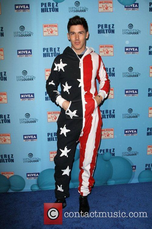 The Chad 'Perez Hilton's Blue Ball 33rd Birthday...