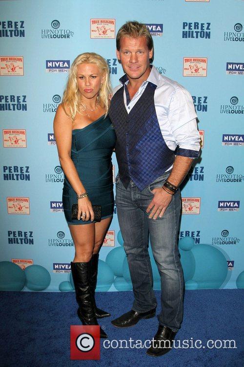 Chris Jericho 'Perez Hilton's Blue Ball 33rd Birthday...