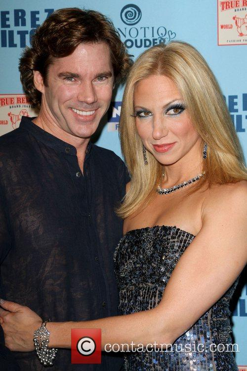 Dr. Rutledge Taylor and Debbie Gibson 'Perez Hilton's...