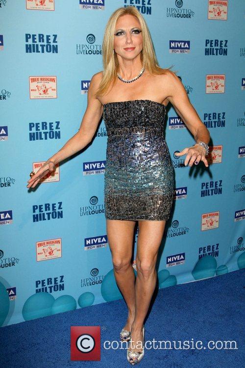 Debbie Gibson 'Perez Hilton's Blue Ball 33rd Birthday...