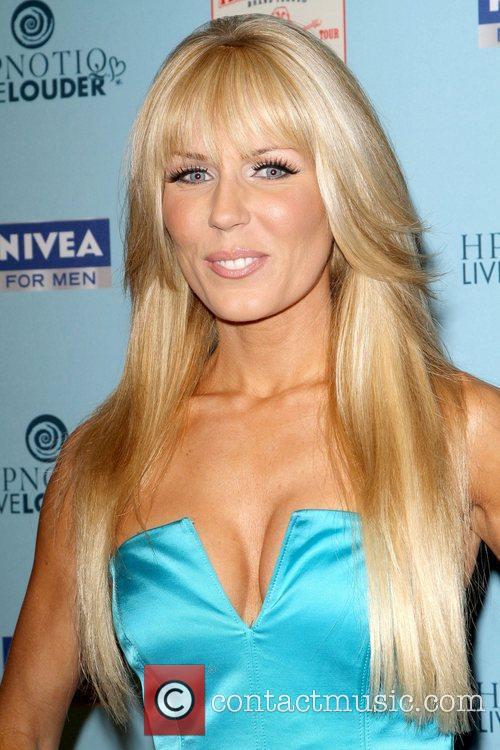 Gretchen Rossi 'Perez Hilton's Blue Ball 33rd Birthday...