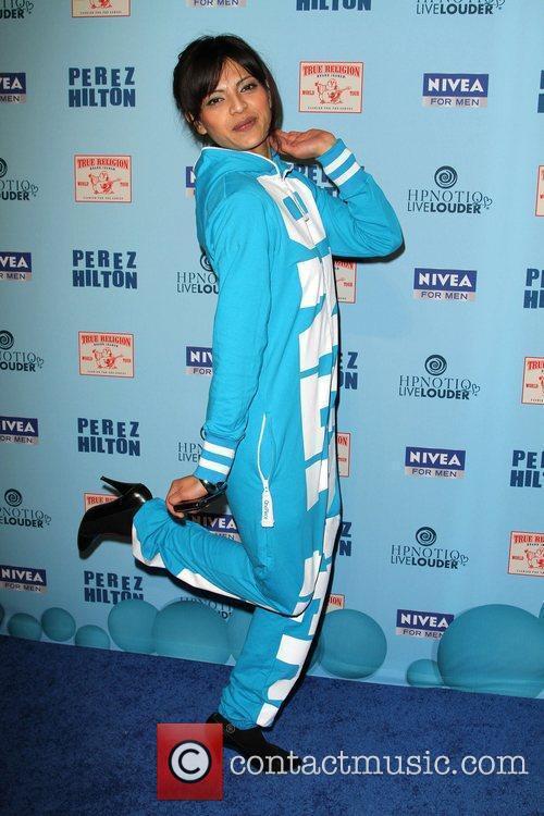 Jackie Gonzalez 'Perez Hilton's Blue Ball 33rd Birthday...