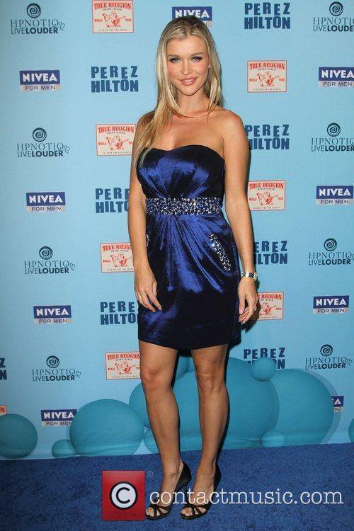 Joanna Krupa 'Perez Hilton's Blue Ball 33rd Birthday...
