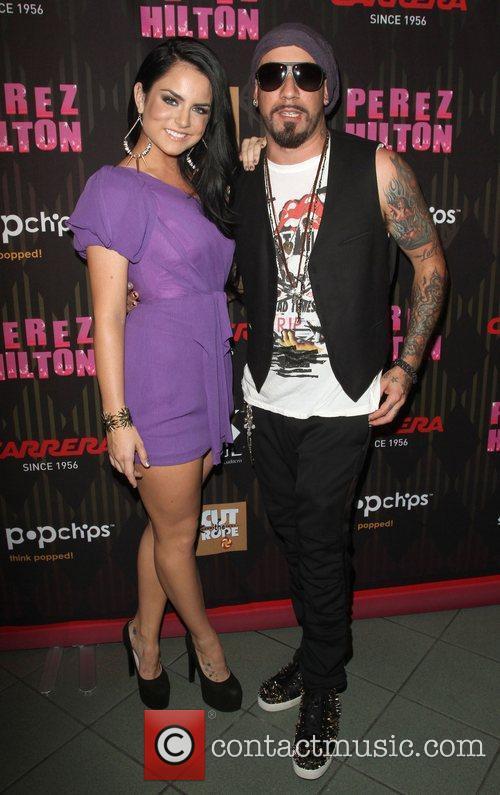 JoJo and AJ McLean Carrera Presents Perez Hilton's...