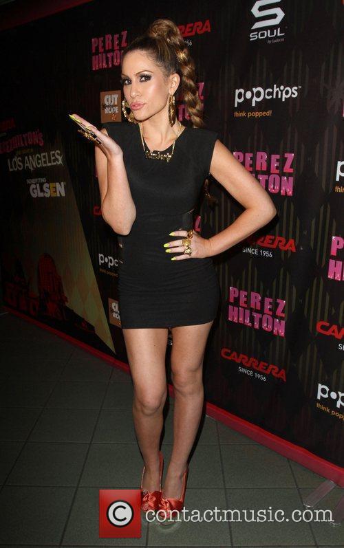 Kimberly Cole Carrera Presents Perez Hilton's One Night...