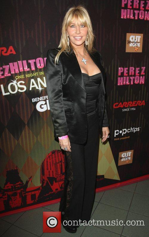 Lisa Gastineau Carrera Presents Perez Hilton's One Night...