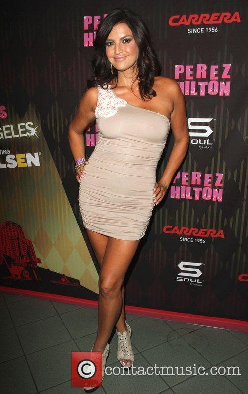 Jennifer Gimenez Carrera Presents Perez Hilton's One Night...