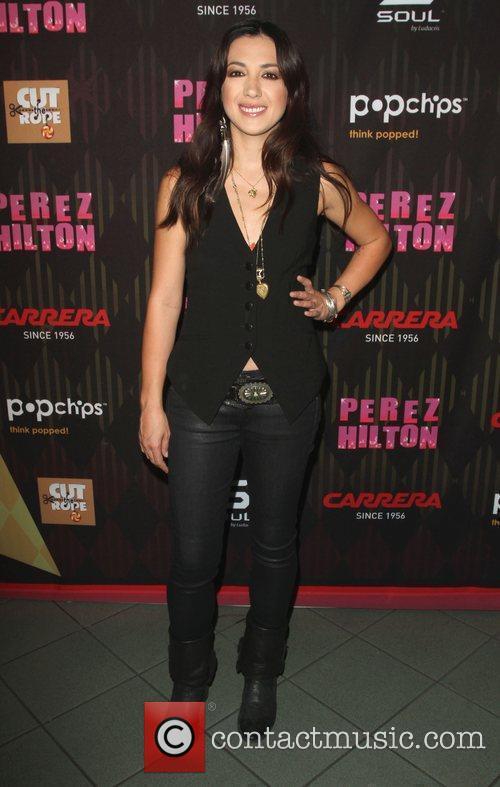 Michelle Branch Carrera Presents Perez Hilton's One Night...