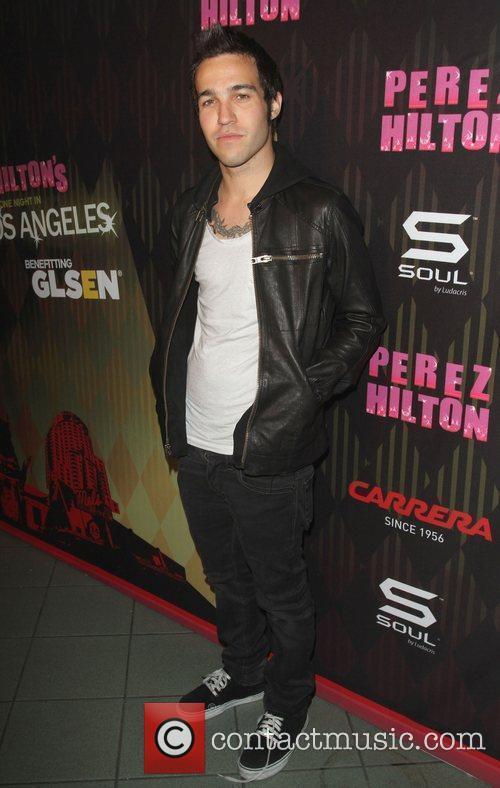 Pete Wentz Carrera Presents Perez Hilton's One Night...