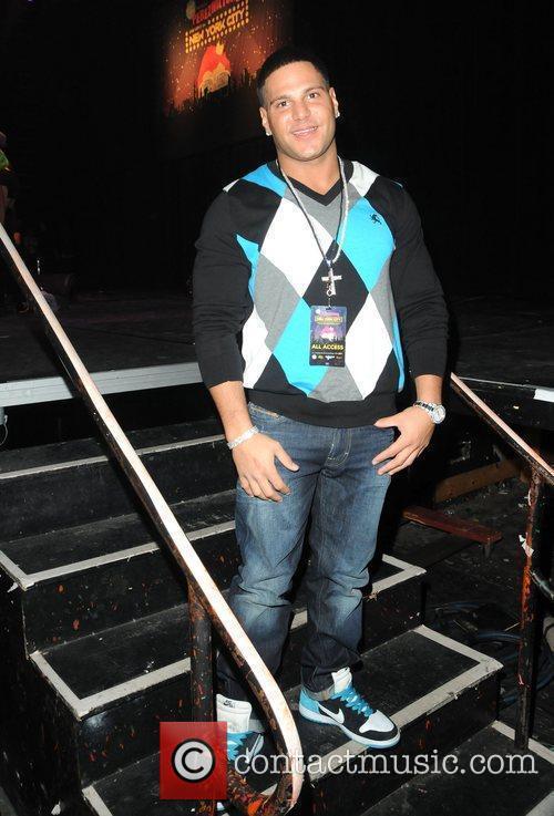Ronnie Ortiz-Magro Opensky Presents Perez Hilton's 'One Night...