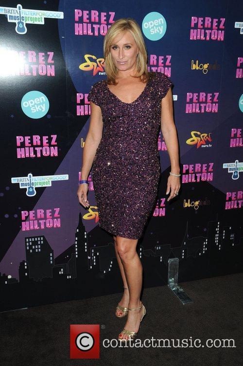 Sonja Morgan  Opensky Presents Perez Hilton's 'One...