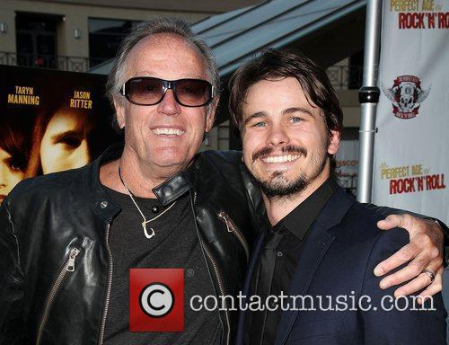 Peter Fonda and Jason Ritter 10