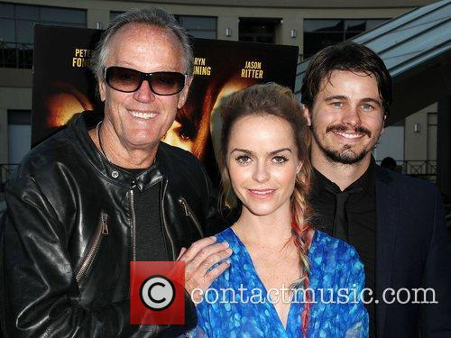 Peter Fonda, Jason Ritter and Taryn Manning 9
