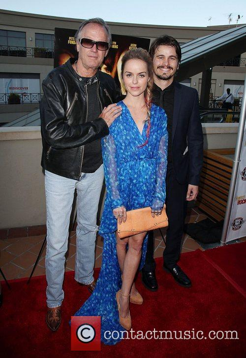 Peter Fonda, Jason Ritter and Taryn Manning 8