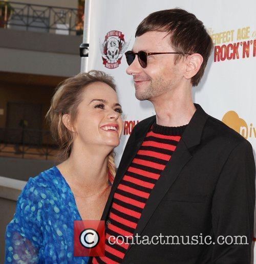 Taryn Manning and Dj Qualls