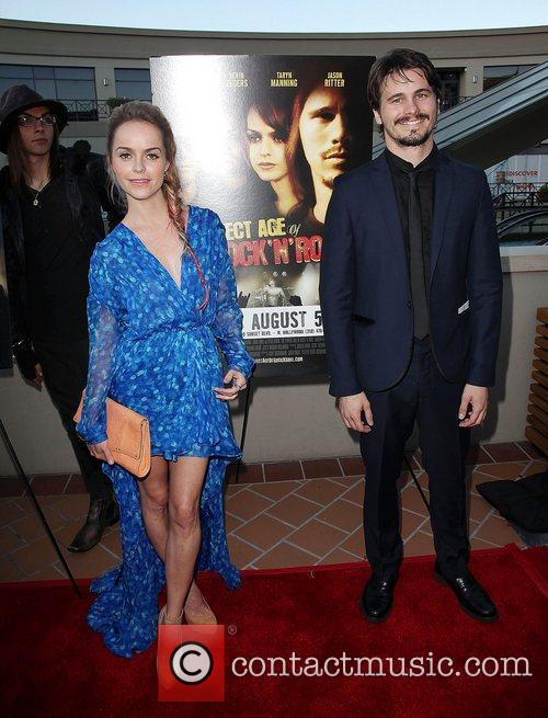 Taryn Manning and Jason Ritter 3