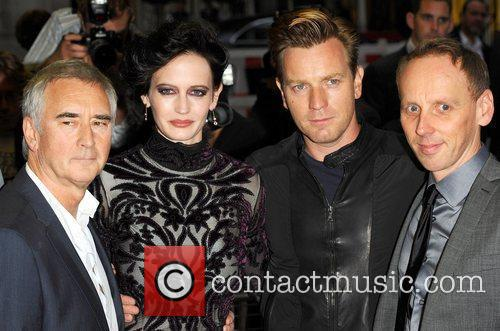 Dennis Lawson, Eva Green, Ewan McGregor and Ewen...
