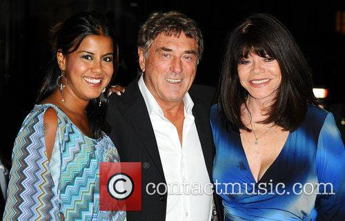 Pooja Shah, Billy Murray and Jaime Murray,...