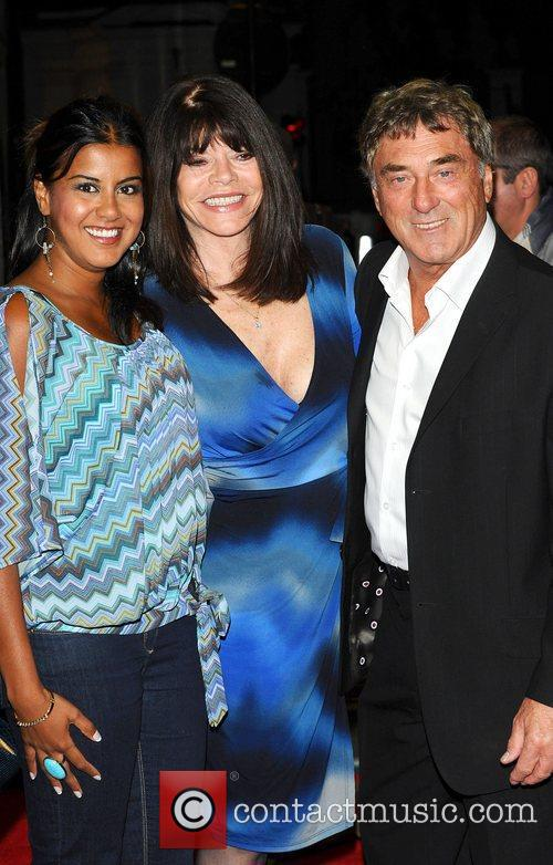 Pooja Shah, Jaime Murray and Billy Murray,...