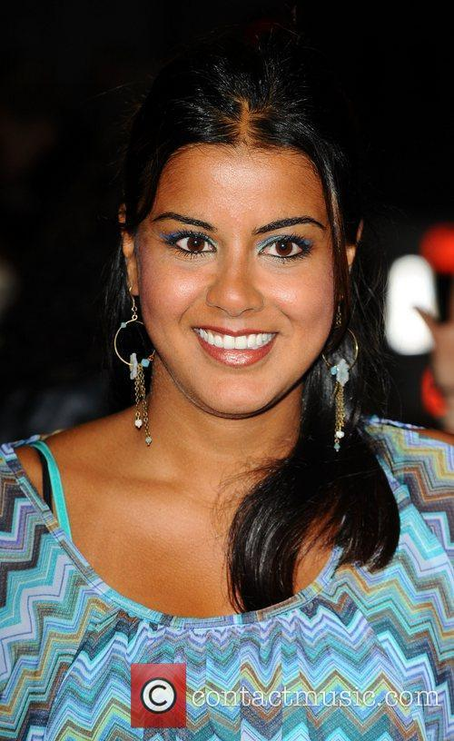 Pooja Shah,  Perfect Sense film UK premiere...