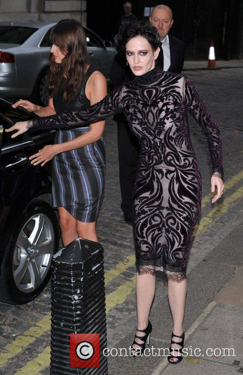 Eva Green Perfect Sense film UK premiere held...