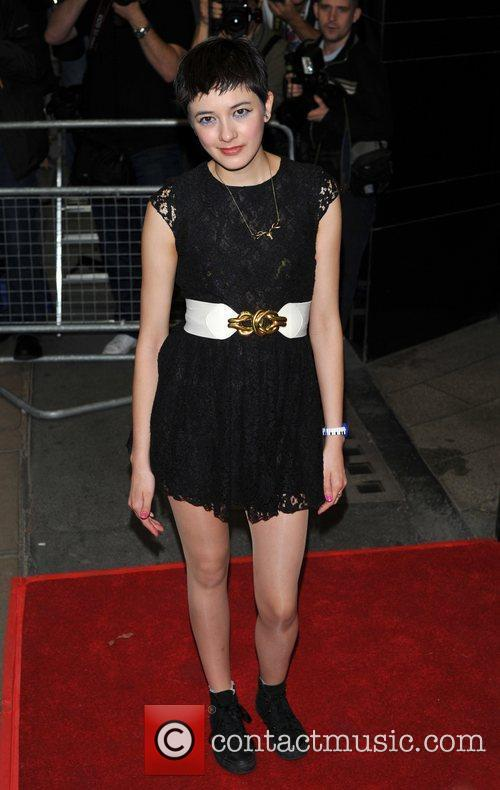 Sophie Woo Perfect Sense film UK premiere held...