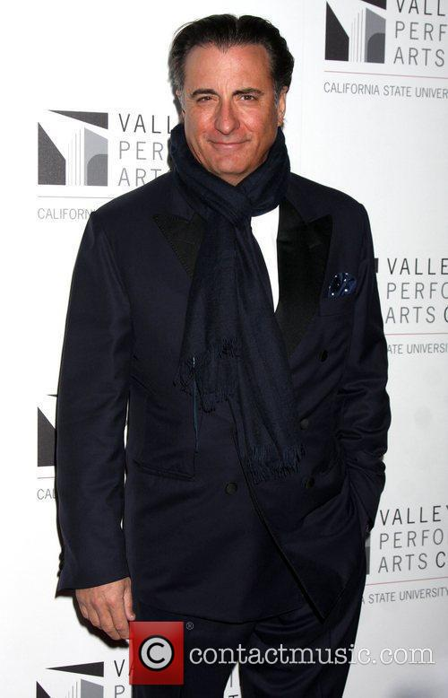 Andy Garcia Valley Performing Arts Center Opening Gala...