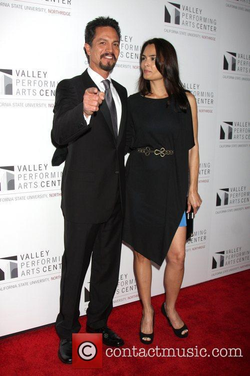Benjamin Bratt and Talisa Soto 1