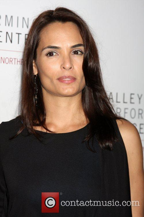 Talisa Soto Valley Performing Arts Center Opening Gala...