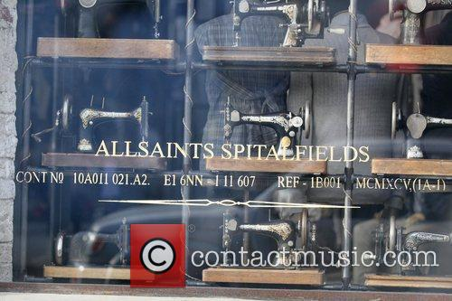 All Saints Spitalfield on Robertson Boulevard