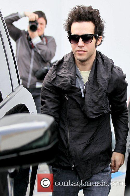 Pete Wentz, All Saints and Spitalfield 9
