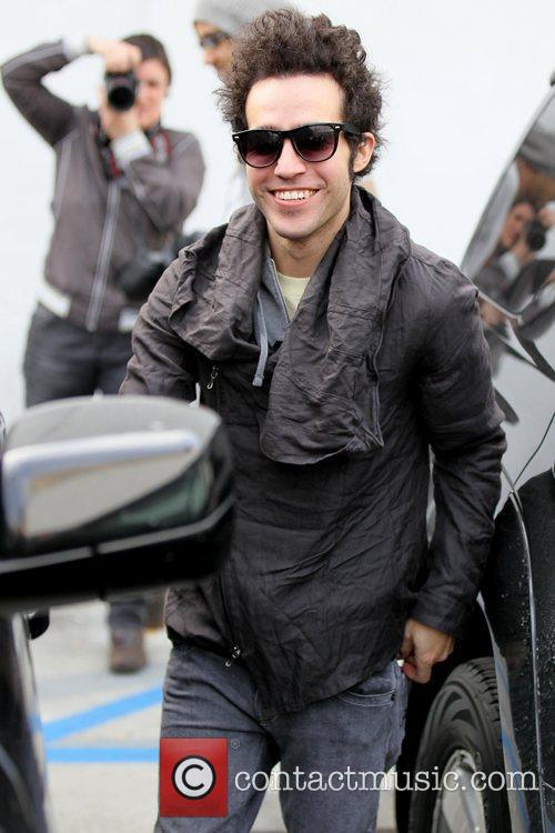Pete Wentz, All Saints and Spitalfield 5