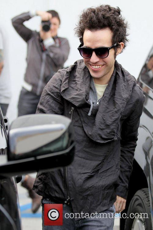 Pete Wentz, All Saints and Spitalfield 8
