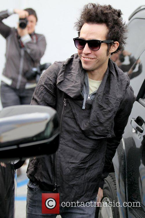 Pete Wentz, All Saints and Spitalfield 4