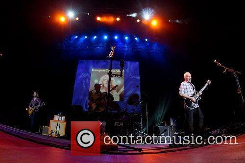 Peter Frampton performing live at Pavilhao Atlantico