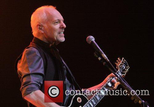 Peter Frampton performs at the Seminole Hard Rock...