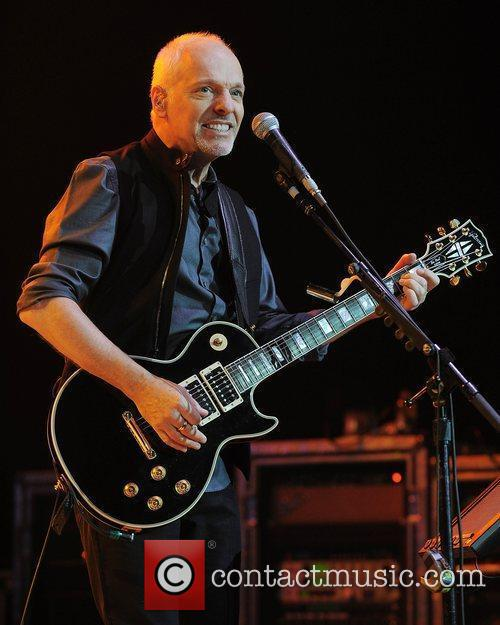 Peter Frampton performs Frampton Comes Alive at the...